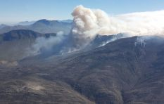 Betty's Bay fire stretches over 5 000 hectares
