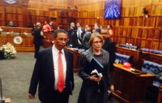 Zille's hearing on colonialism tweets disrupted by MPLs
