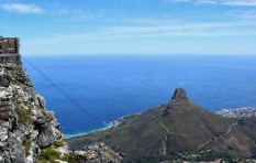 Tourists still enjoying Cape Town, despite the drought