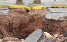 Tshwane metro could face R100 million lawsuit over sinkhole