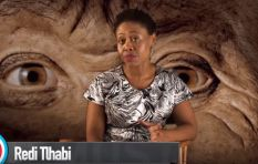 Redi Tlhabi reflects on her best show of 2015