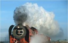 Red Devil steam train offers old world journey through the Cape