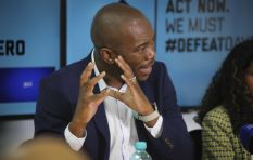Maimane on Sona: I don't intend for there to be mayhem or chaos in Parliament