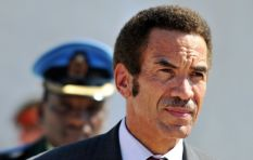 Politics come undone in Botswana, usually a beacon of stability
