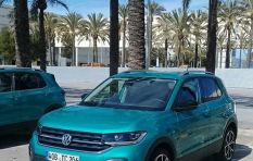 VW's new T-Cross 'raises the bar' in compact SUV market