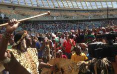 Reaction to King Zwelithini's #XenoImbizo