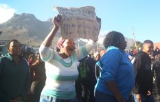 Imizamo Yethu community leaders feel let down by the City of Cape Town