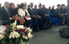 Funerals have been occasions for politicking in South Africa - analyst