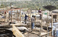 Imizamo yethu residents flout City's orders, begin rebuilding