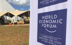 Warrent Buffet's son shares some wisdom at the World Economic Forum on Africa