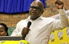 ANC's Geoff Makhubo is new JHB mayor