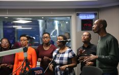 [WATCH] One of the choirs from World Choir Games serenades you