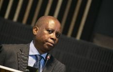 Mashaba says he's here to stay