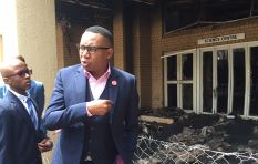 Manana sneaks into Randburg court