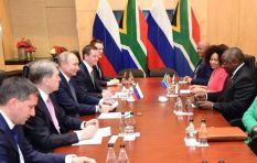 Nuclear 'not a priority for SA'  - Ramaphosa