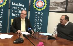 I'm in charge now, De Lille has left the building - acting CT mayor Ian Neilson