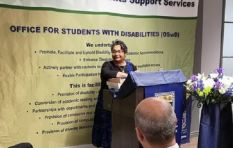 Meet Evadne Abrahams, the woman who helped UWC put an end to ableism on campus