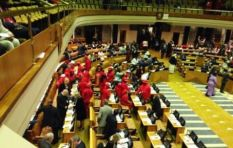 The EFF and Parliament - walk-ins to walk-outs?