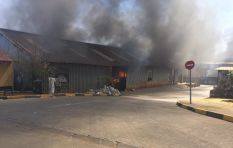 Pikitup depot set alight as disgruntled job seekers demand to be employed