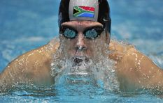 Olympic gold medalist swimmer says South Africa should invest more in swimming