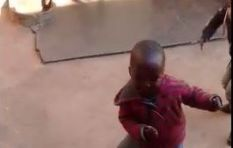 [WATCH] Can you do the Thuso Phala and Vosho as well as this little boy?