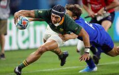 Kolbe stars as Boks thrash 14-man Italy