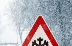 Temperatures drop bringing rain and possible snow