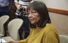 [LISTEN] 'I'm not done with them yet!' De Lille warns DA members