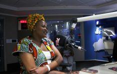 The Soil's Buhlebendalo, reveals her healing gift on The Azania Mosaka Show
