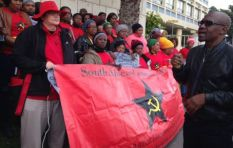 SACP marches against alliance partner ANC in #AntiZumaMarch