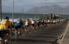47km instead of the usual 109km for the Cape Town Cycle Tour