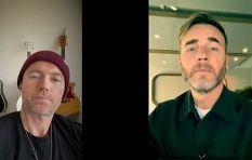 [WATCH] Gary Barlow and Ronan Keating performing duet goes viral