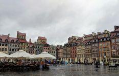 Warsaw, Poland: The City rebuilt ground up after World War II