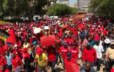 Cosatu march made a significant mark - Brown