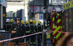 Police treat London explosion as terrorist attack