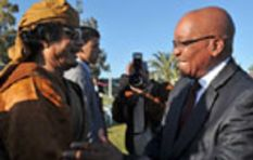 Intelligence officials believe Gaddafi millions moved by Zuma to Eswatini - ST