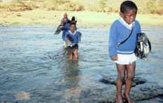 Transport to be offered to Ekhamanzi Primary learners crossing river to school