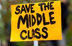 What exactly does being middle class mean?