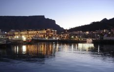 V&A Waterfront sucks it up and uses sea water to keep cool #WaterWatch