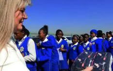 Dis-Chem Foundation brings comfort to Winnie Mandela Secondary School in Tembisa