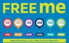 Telkom sells 170 000 FreeMe bundles in 6 months