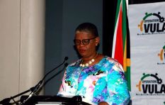 Zandile Gumede says she is a victim as case postponed