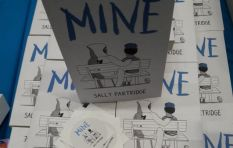 Everyone has a story inside of them - Sally Partridge on her latest novel 'Mine'