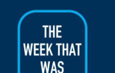 The Week that Was at 702... 'til 16 October 2015