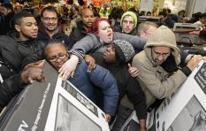 Black Friday is a thing, because everyone wants to be happy (and it's not easy)