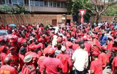 EFF march against load shedding to Eskom head office