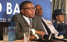 Opinion: Mbalula visibly owning Ntlemeza fiasco