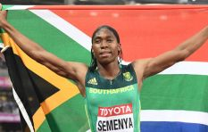 Caster Semenya on CAS ruling: 'I will once again rise above'