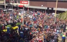 [VIDEO] Roaring crowds welcome Springboks on East London leg of victory tour