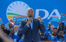 'Maimane is our leader, elected by DA members, he will lead until next congress'